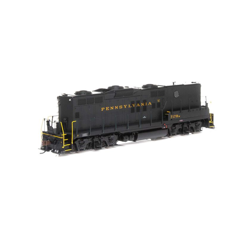 HO GP9 with DCC & Sound PRR #7178B