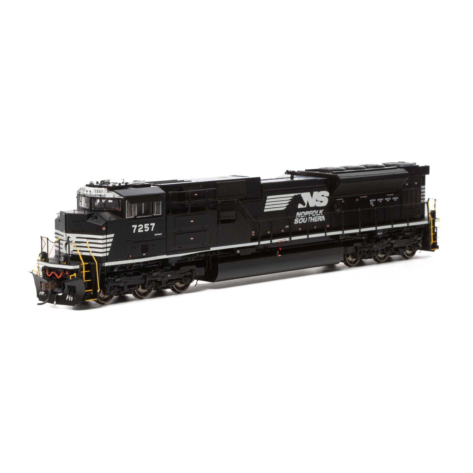HO G2 SD70ACu with DCC & Sound, NS #7257