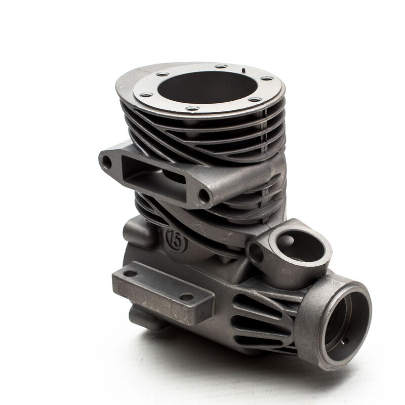 Crankcase with Index Pin: 15GX2