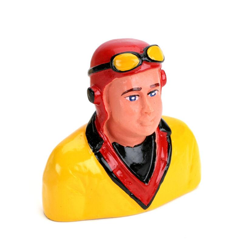 1/9  Pilot, 'Hank' with Helmet & Goggles