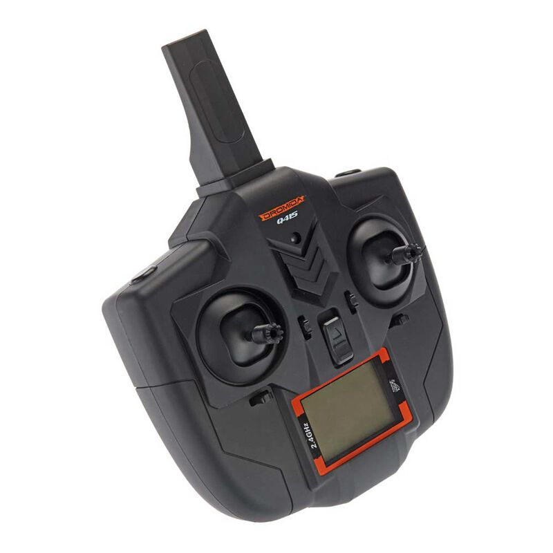 4-Channel Transmitter, Futaba S-FHSS Compatible