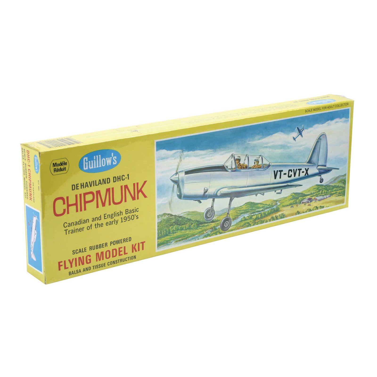 "DeHavilland Chipmunk Kit, 17"""