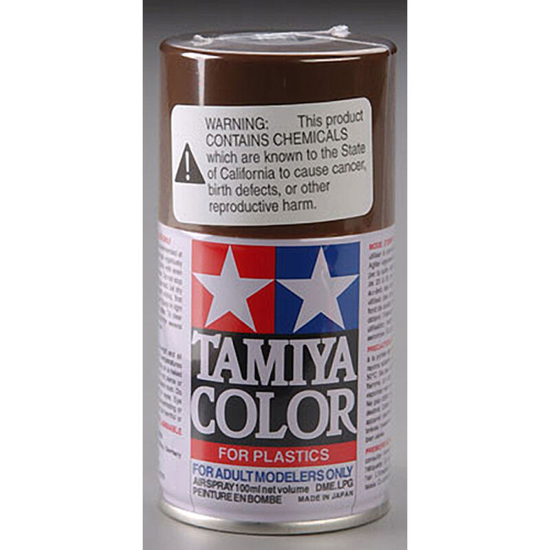Spray Lacquer TS-1 Red Brown