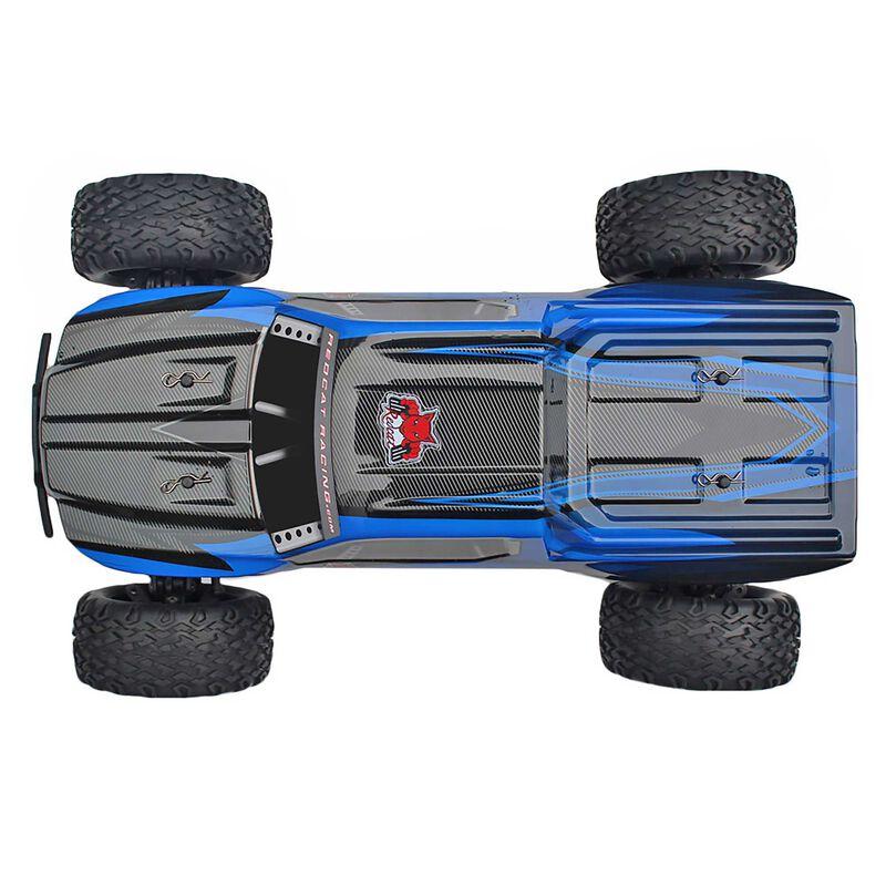 1/10 Blackout XTE Pro 4WD Monster Truck Brushless RTR, Blue