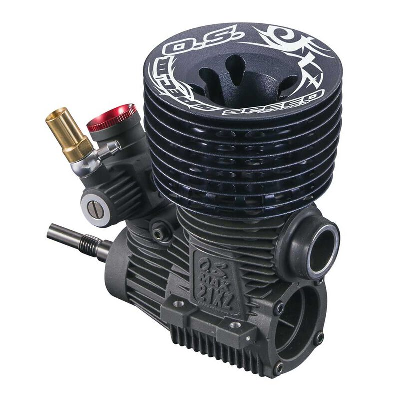 Speed 21XZ-B Spec III 1/8 Scale .21 Buggy Engine