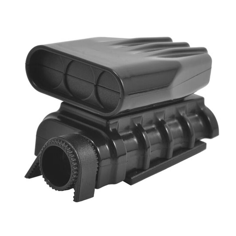 Mock Intake and Blower Set, Black