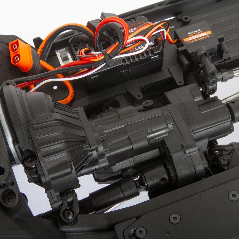 1/10 SCX10 III Jeep JT Gladiator Rock Crawler with Portals RTR
