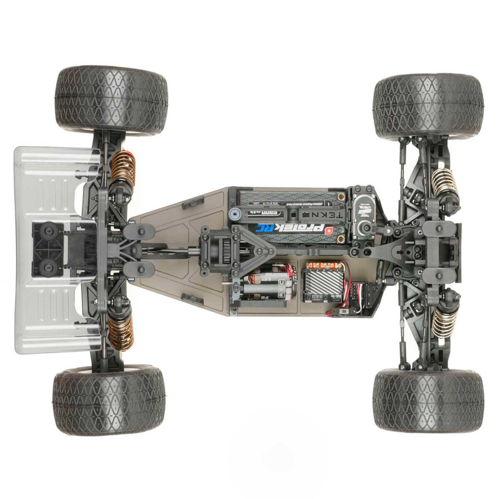 Sumo Racing Tekno EB410.2 ET410.2 EB410 ET410 Skid Plate Frt//Rear Combo