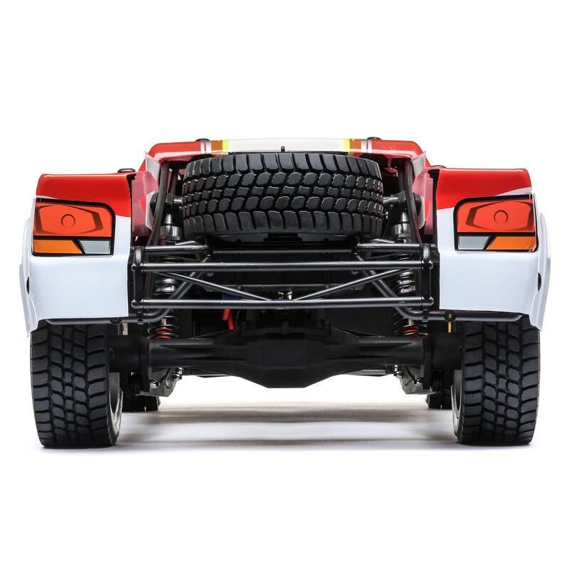 1/6 Super Baja Rey 4WD Desert Truck Brushless RTR with AVC, Red