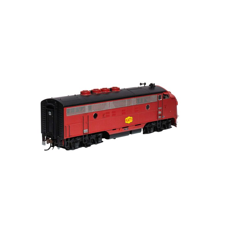 HO F3A Phase II with DCC & Sound MKT Freight #205A