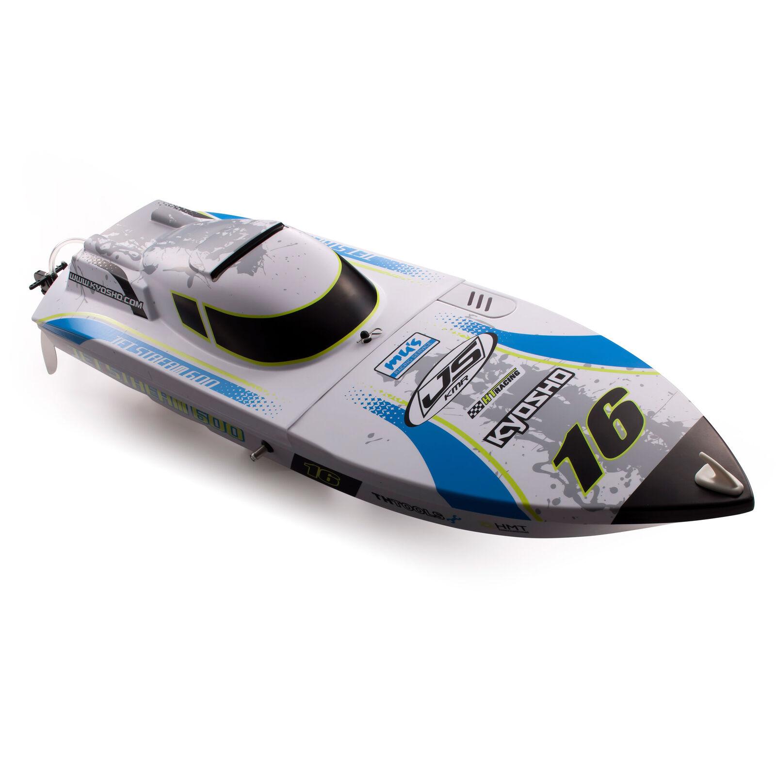 """Jetstream 600 EP Brushless Boat RTR, 24"""" (Type 2)"""