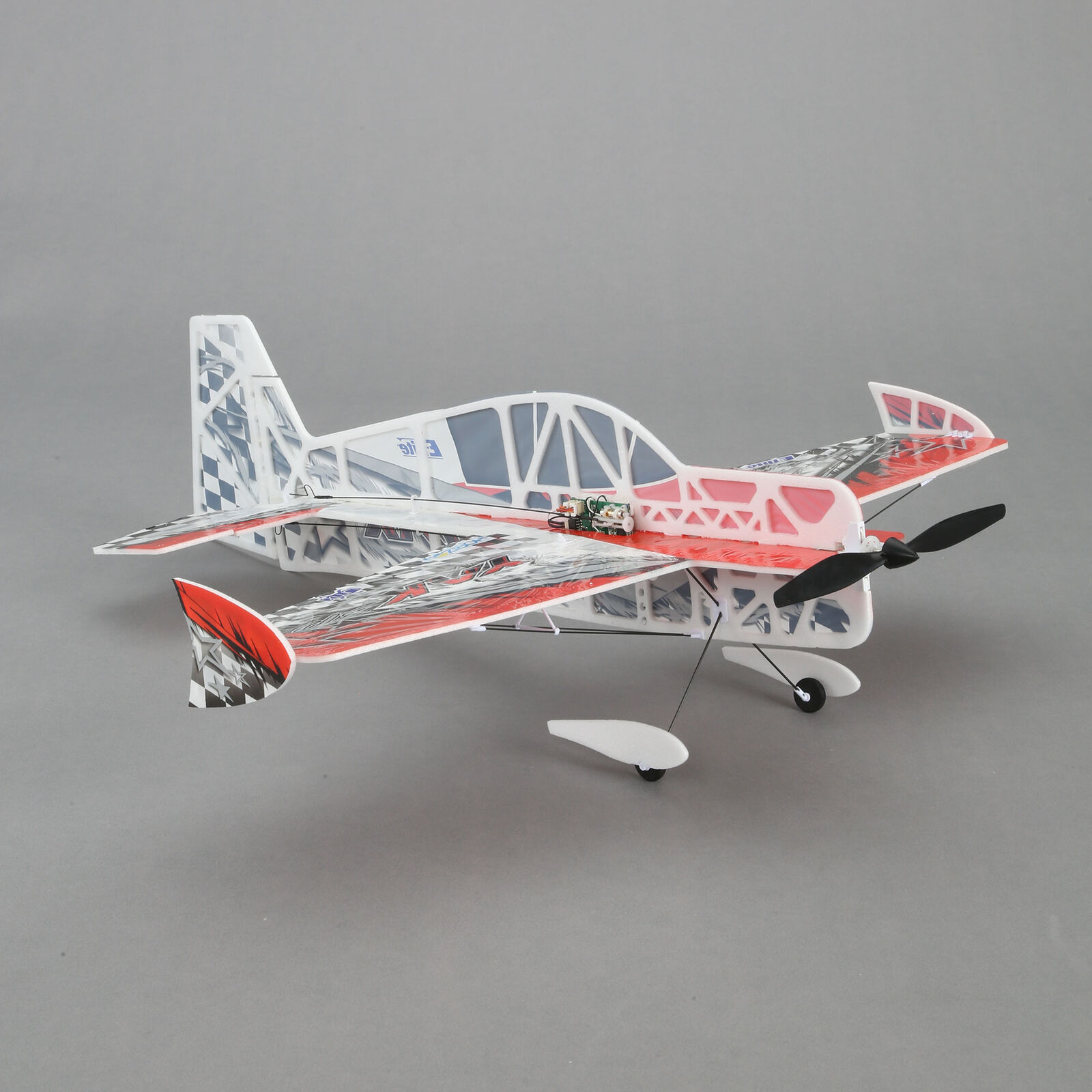 UMX Yak 54 3D BNF Basic with AS3X, 430mm