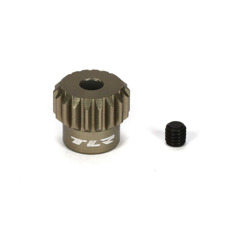 48P Aluminum Pinion Gear, 18T