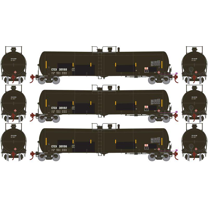 HO RTR 30 000 Gallon Ethanol Tank CTCX #3 (3)