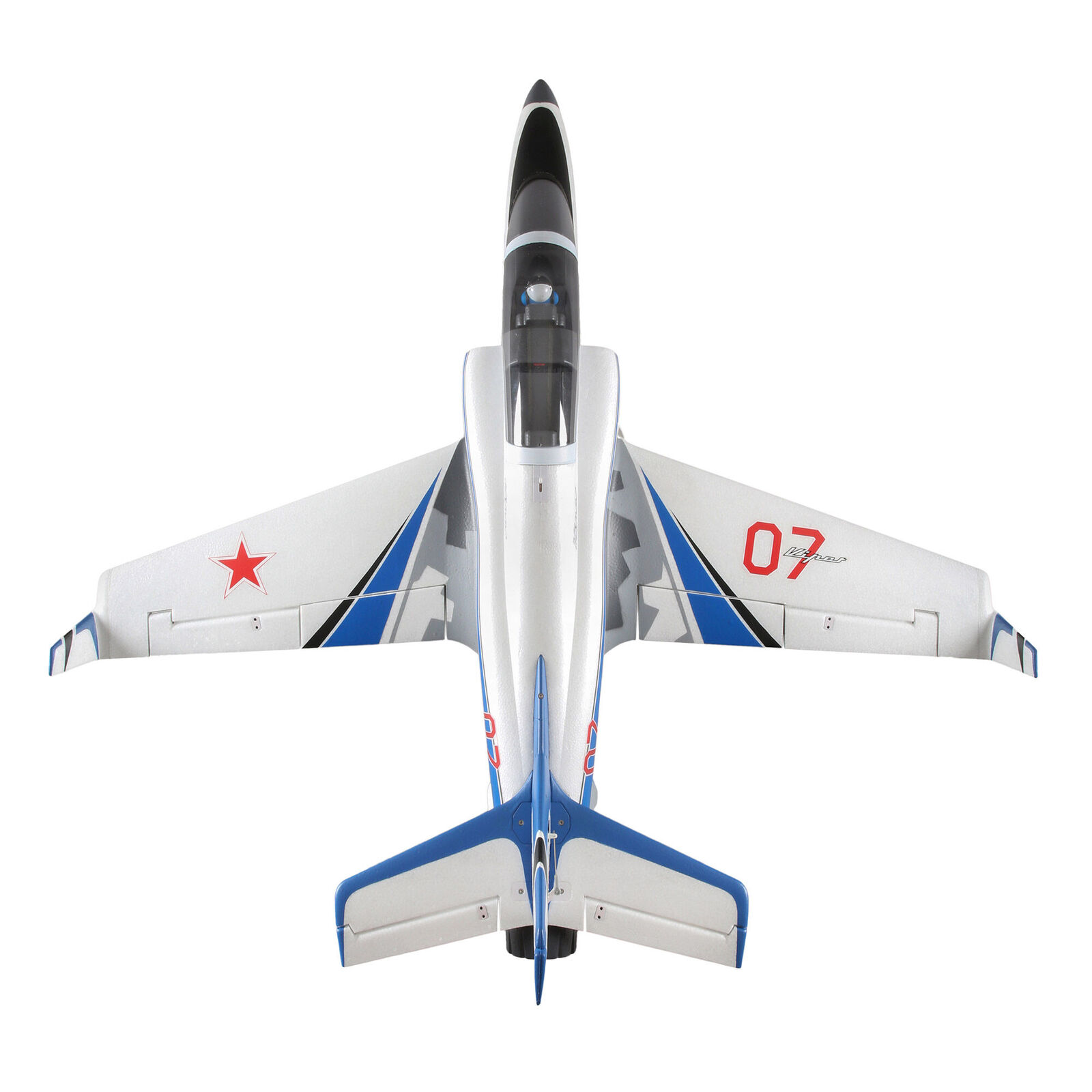 Viper 70mm EDF Jet BNF Basic with AS3X and SAFE Select, 1100mm