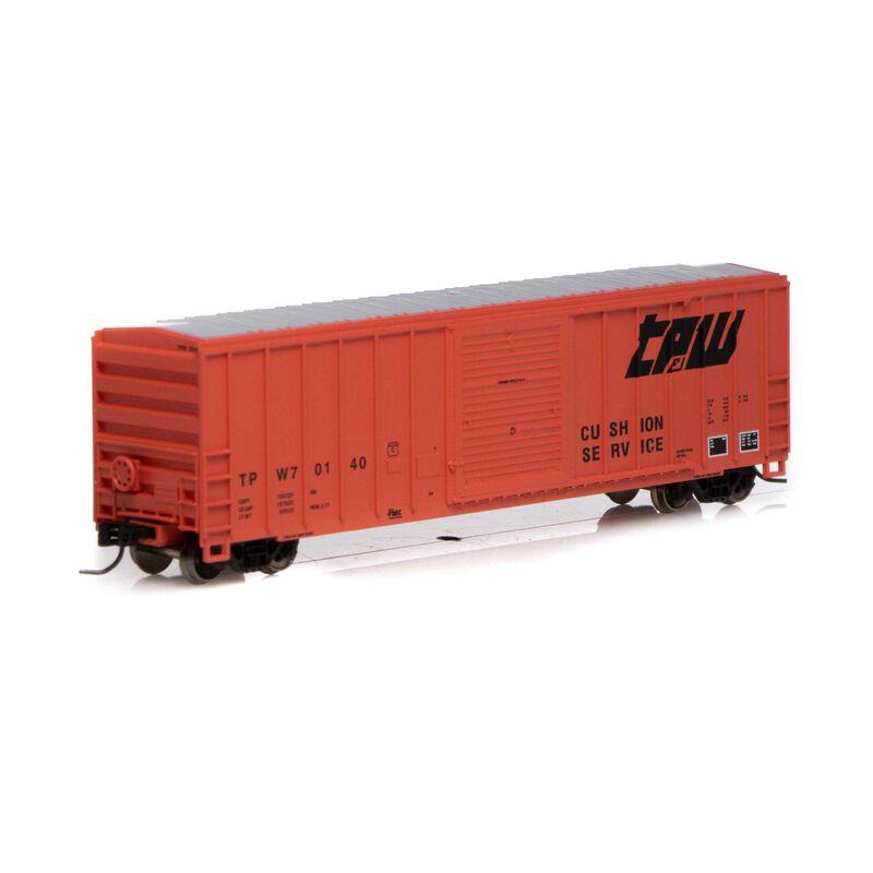 N 50' FMC 5347 Box TP&W #70140