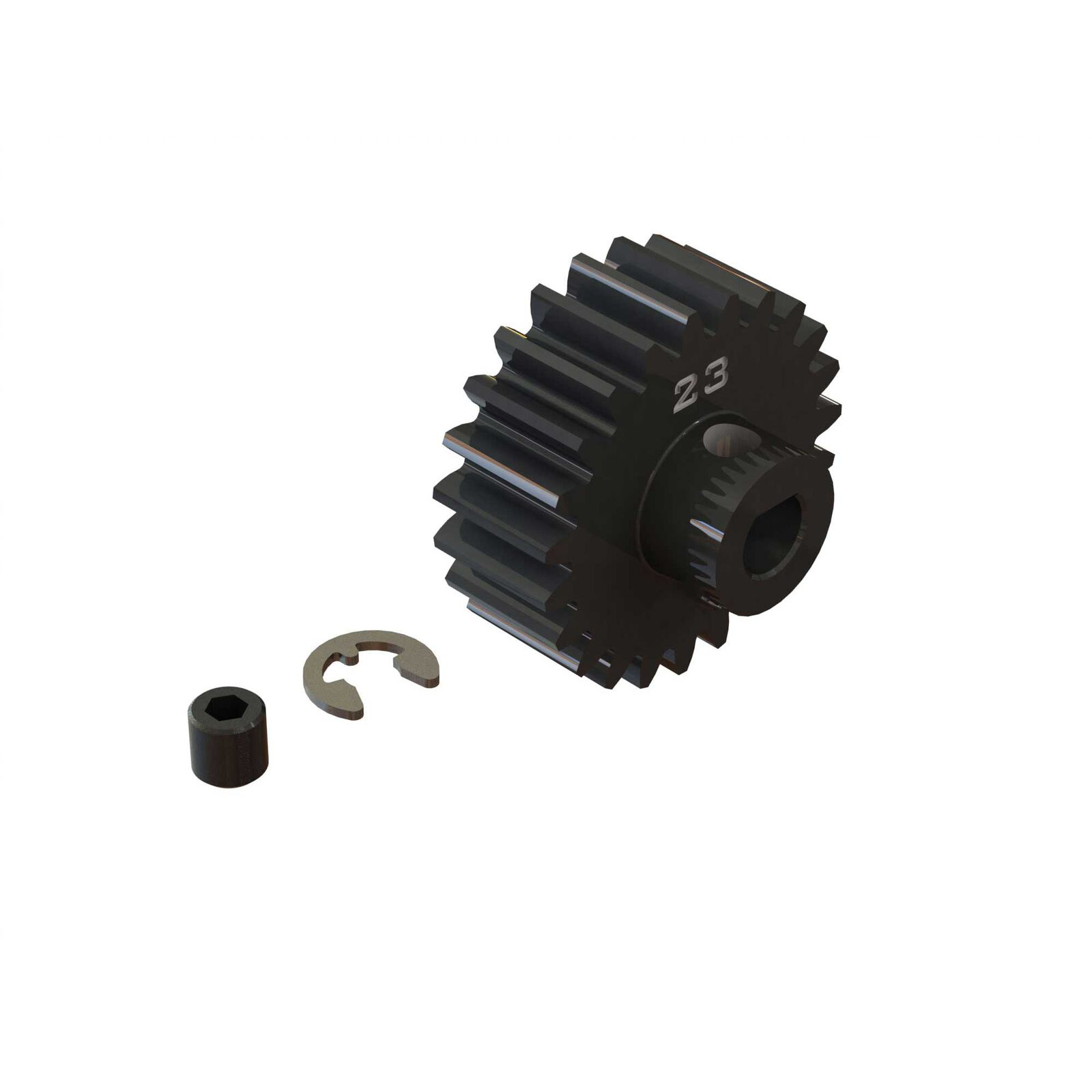 Pinion Gear, 23T HD Mod1 Safe-D5