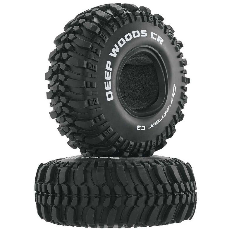 "Deep Woods CR 1.9"" Crawler Tires C3 (2)"