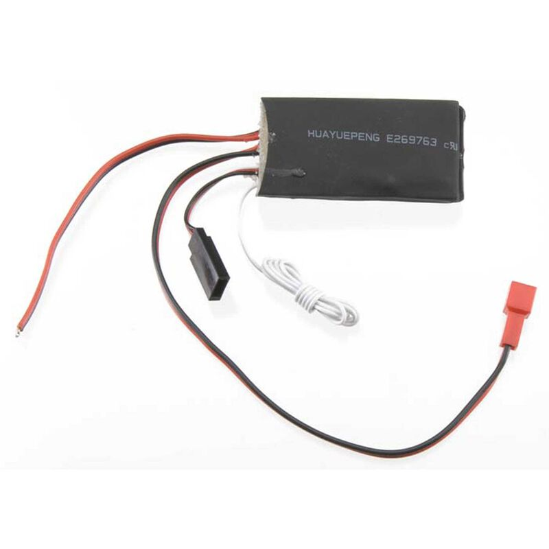 Rx ESC A2: Mini Thunder