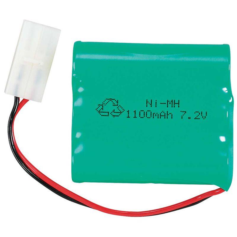 NiMH 3/3 7.2V 1100MAh Mini Rio RR2: PH