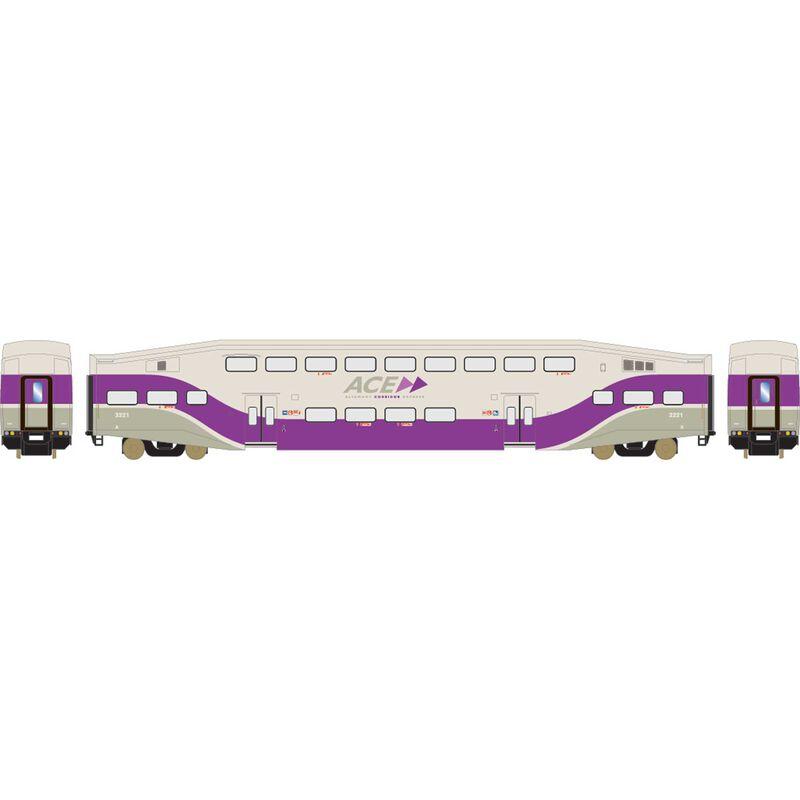 HO RTR Bombardier Coach, ACE #3221