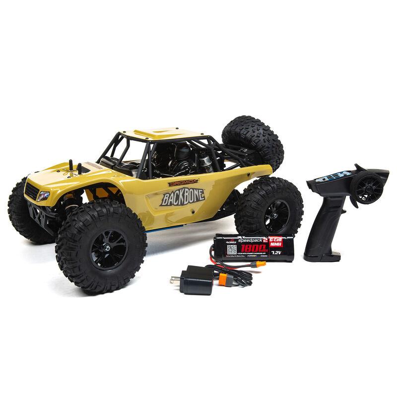 1/10 Backbone Rock Racer 4WD RTR