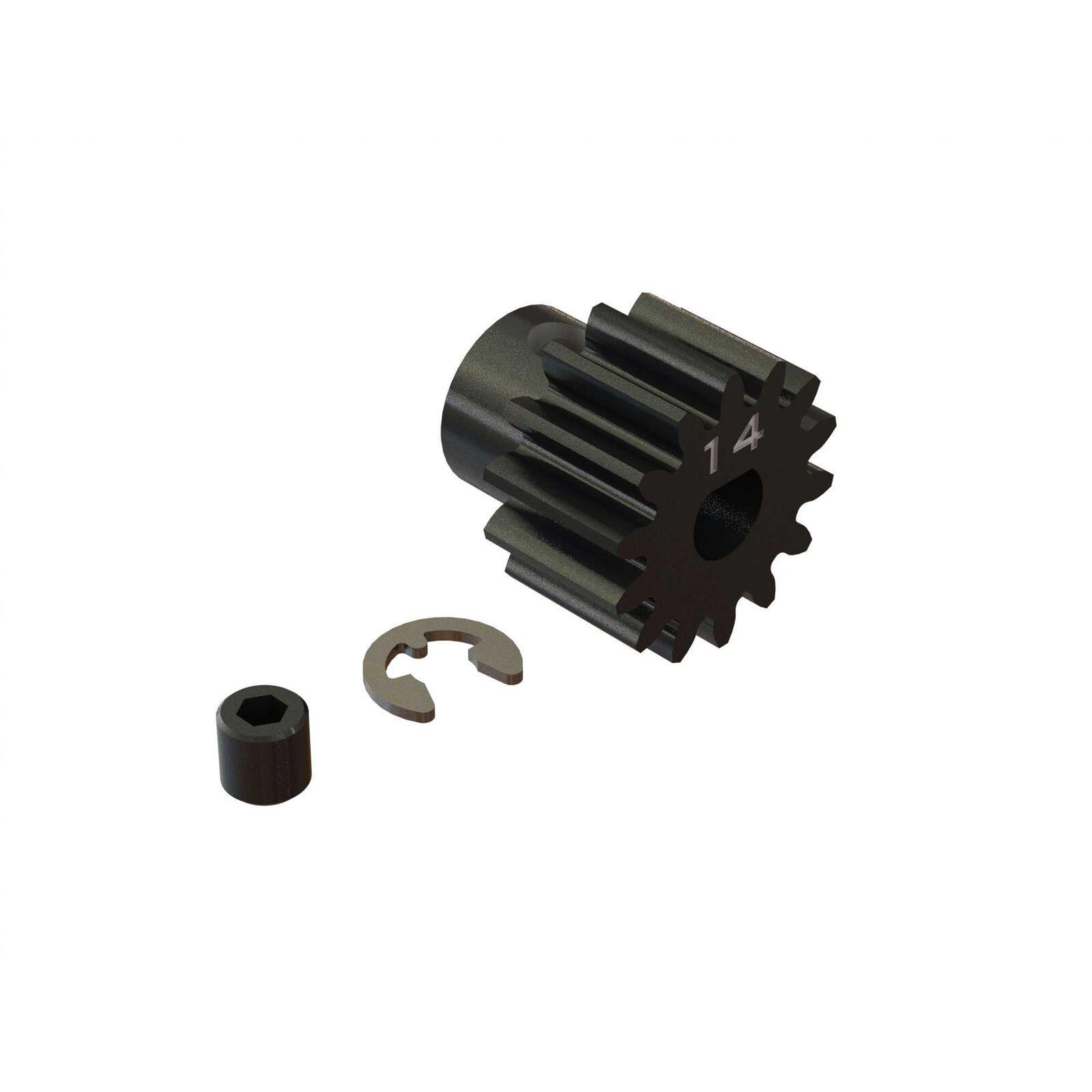 Pinion Gear, 14T HD Mod1 Safe-D5