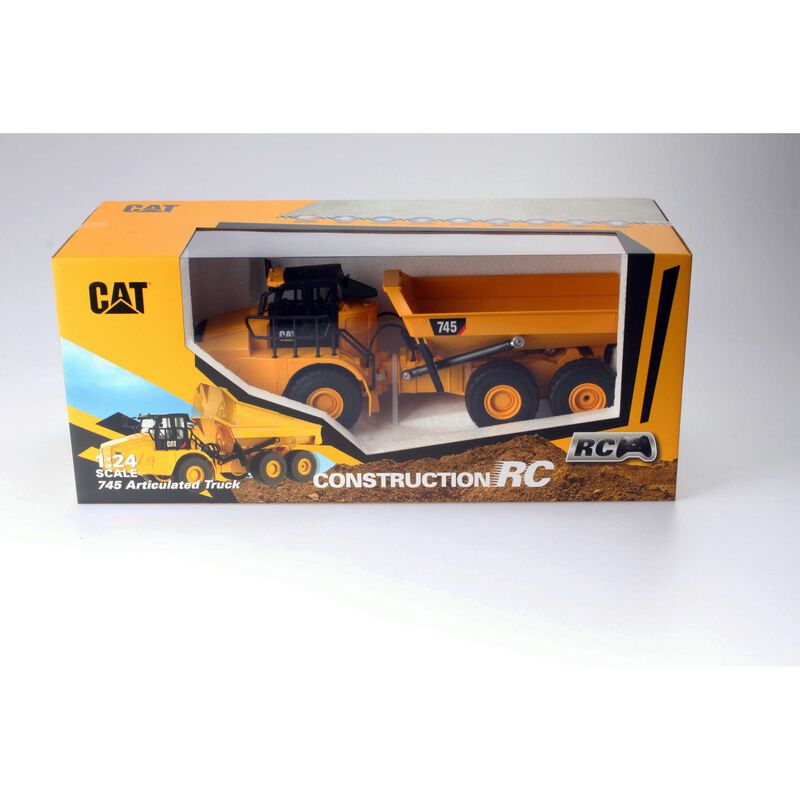 1/24 Caterpillar Articulated Truck