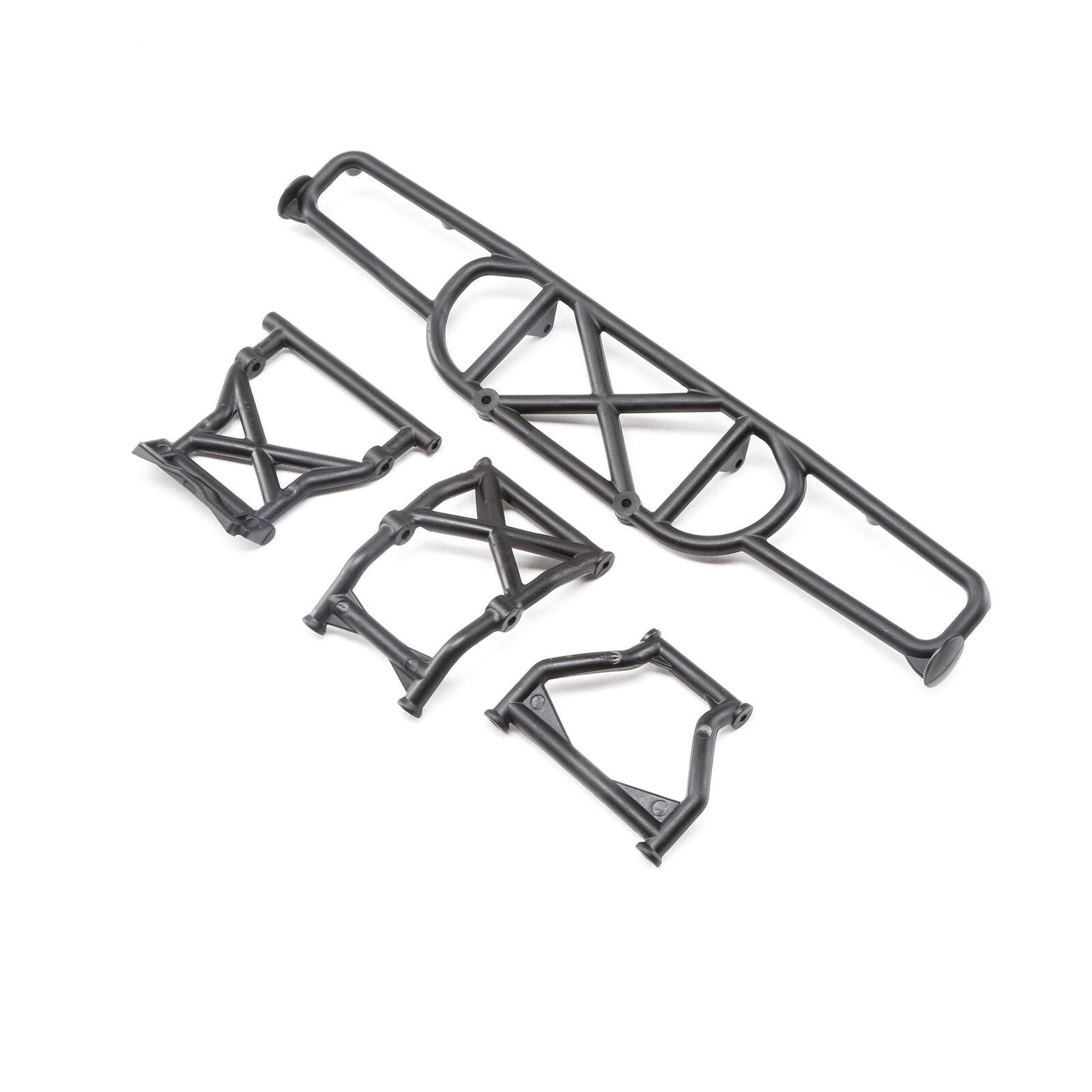 Rear Bumper Set: TENACITY SCT