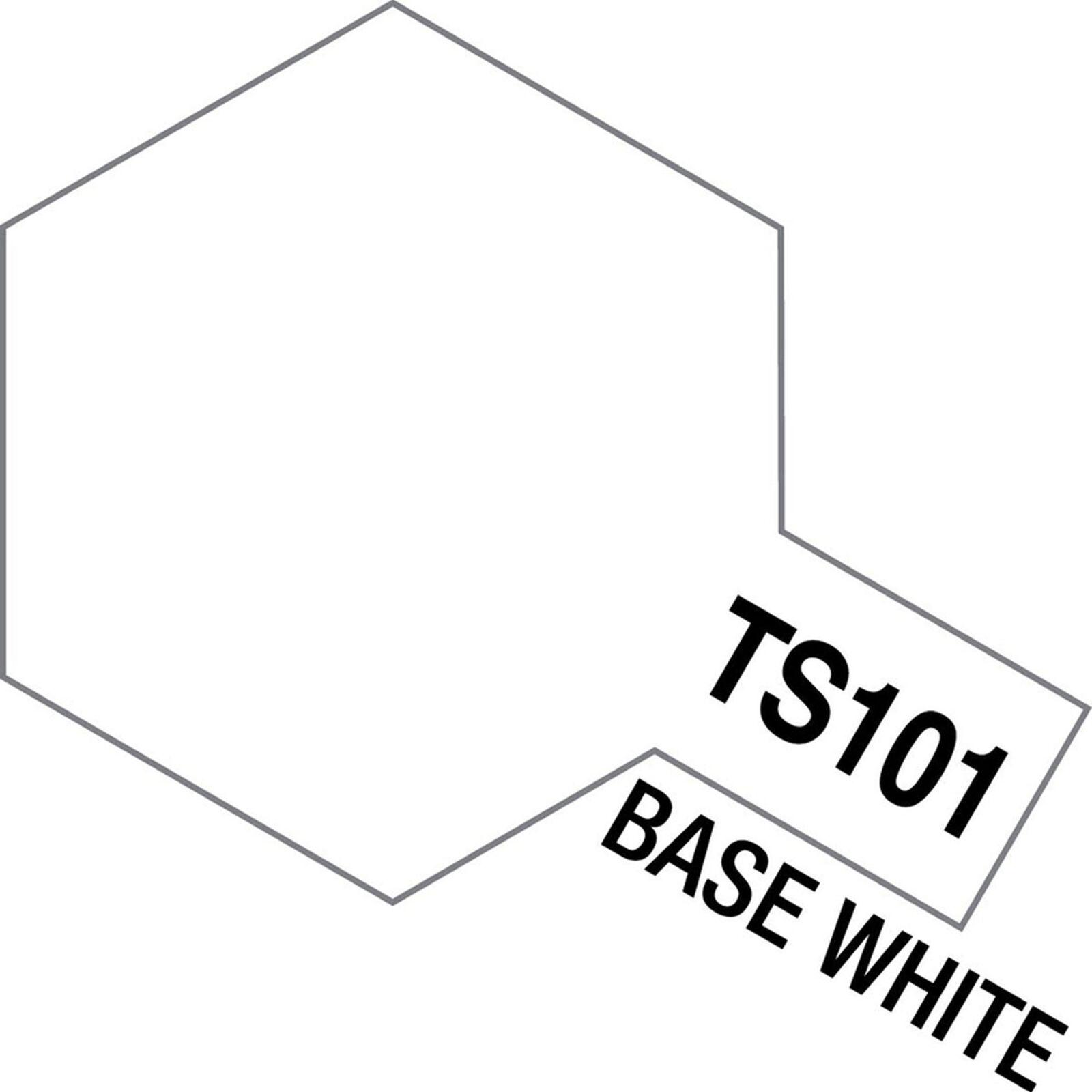 TS-101 Base White, 100ml Spray Can