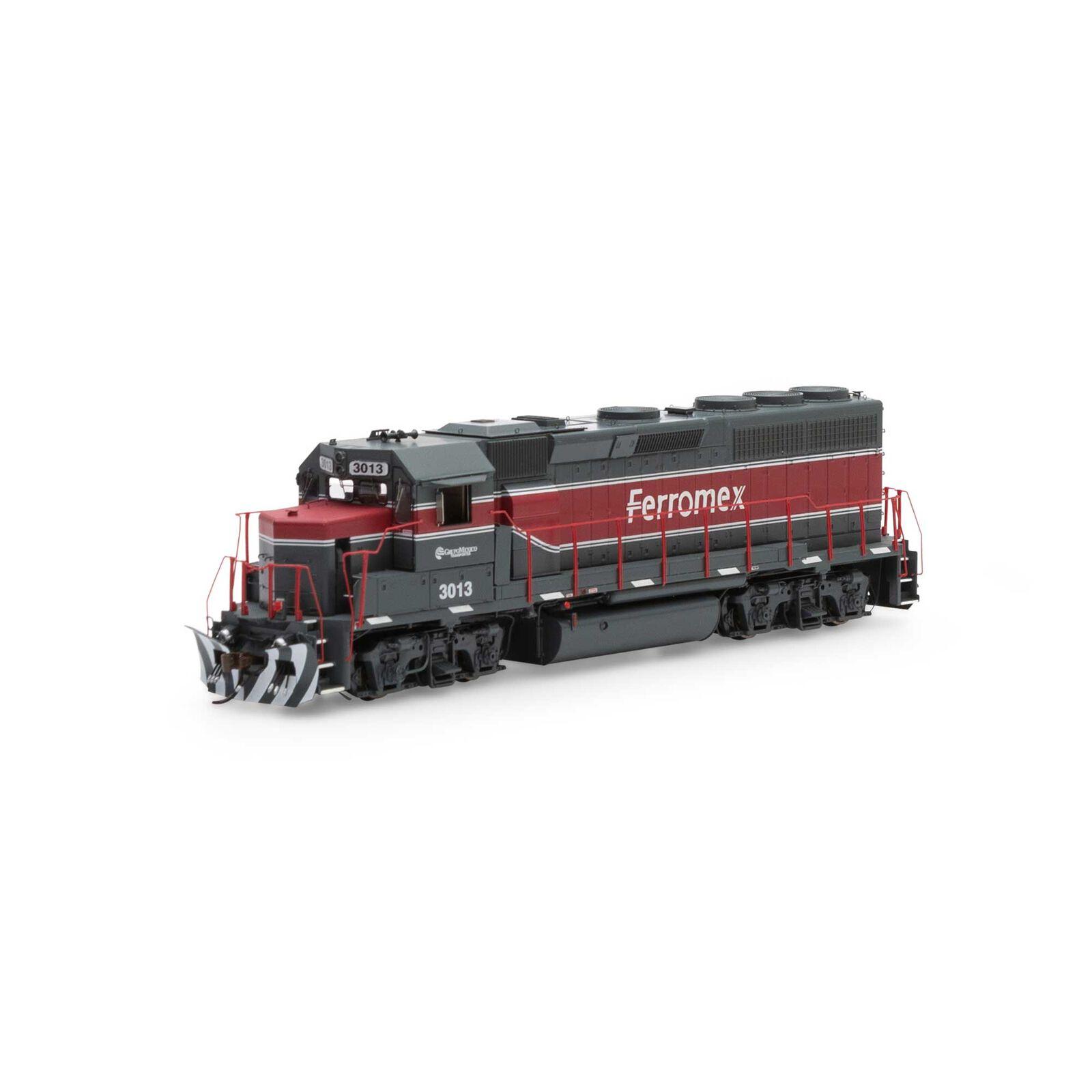 HO GP40-2 with DCC & Sound, Ferromex #3013