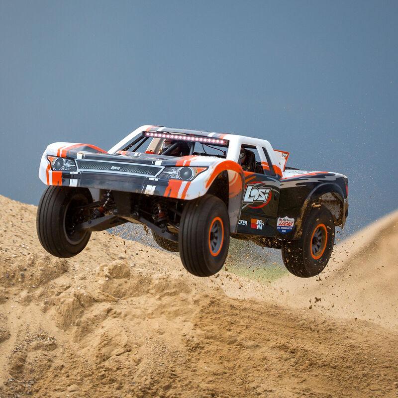 1/6 Super Baja Rey 4WD Desert Truck Brushless BND with AVC