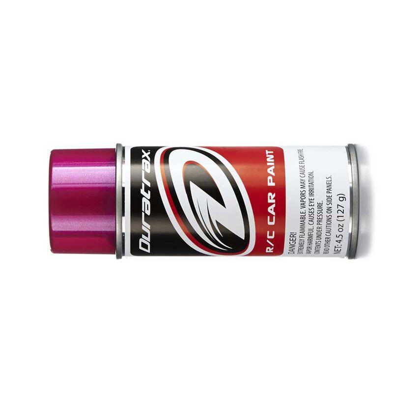 Polycarb Spray, Metallic Burgundy, 4.5 oz