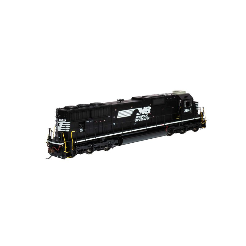HO SD70 with DCC & Sound, NS/Horse Head #2548