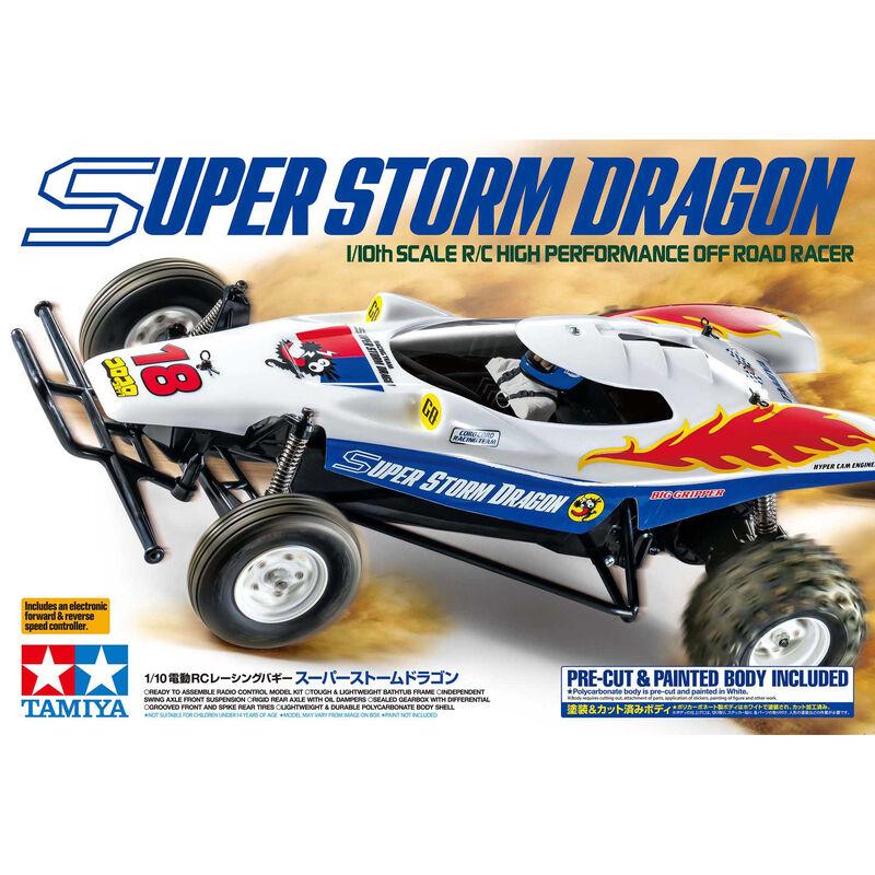 1/10 R/C Super Storm Dragon