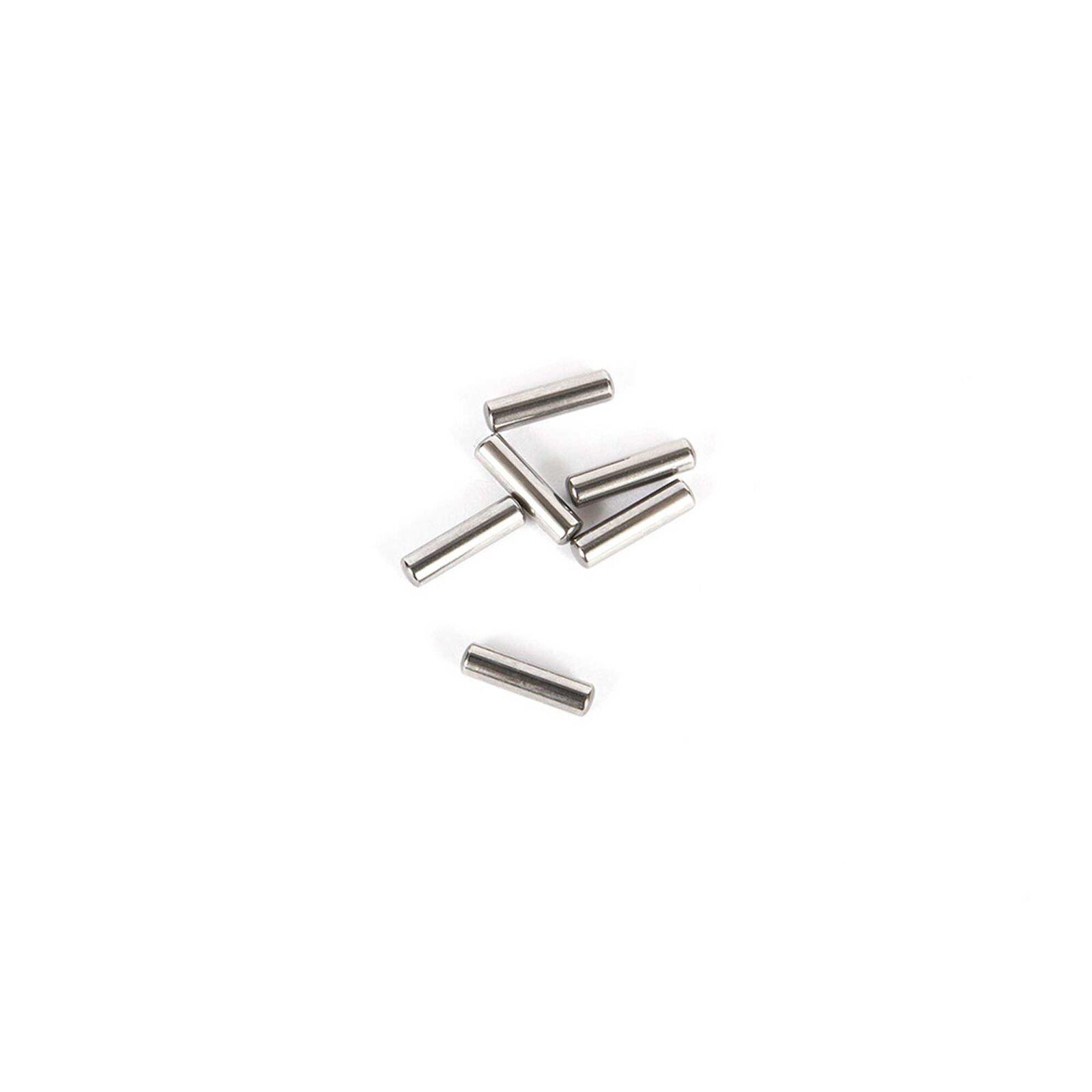 M2.5 x 10mm Pin (6)