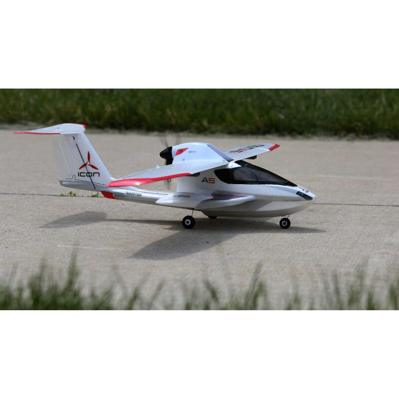 ParkZone Horizontal Tail with Accessories Icon A5