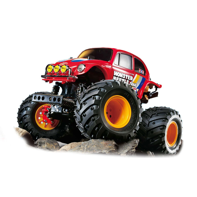 1/14 Monster Beetle Trail GF-01TR 4WD Chassis Kit