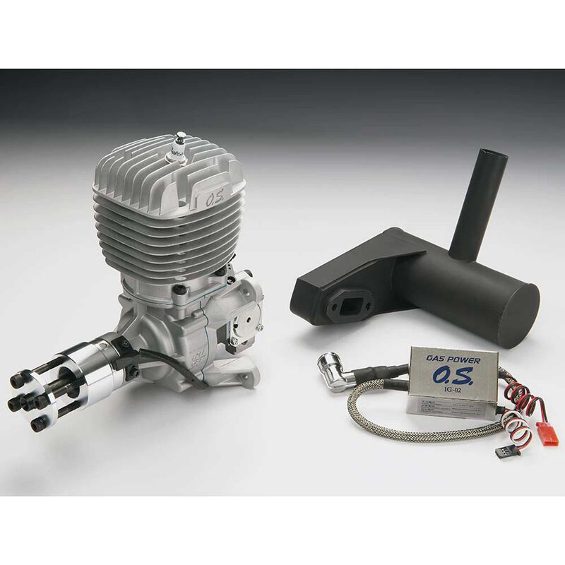 GT60 60cc Gas Airplane Engine with Muffler