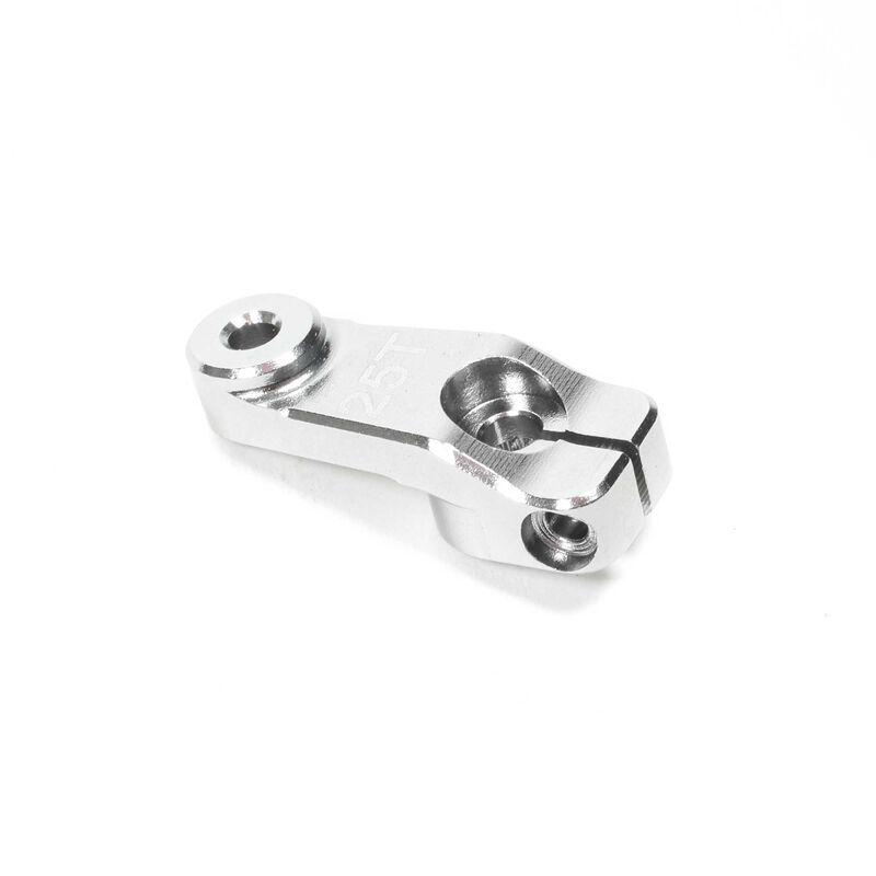Clamping Servo Horn, Aluminum, 25T: 22S