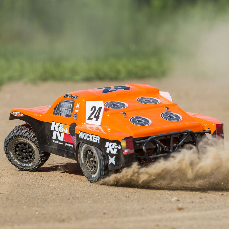 RECALLED - 1/10 K&N Torment 2WD SCT Brushed RTR: LiPo