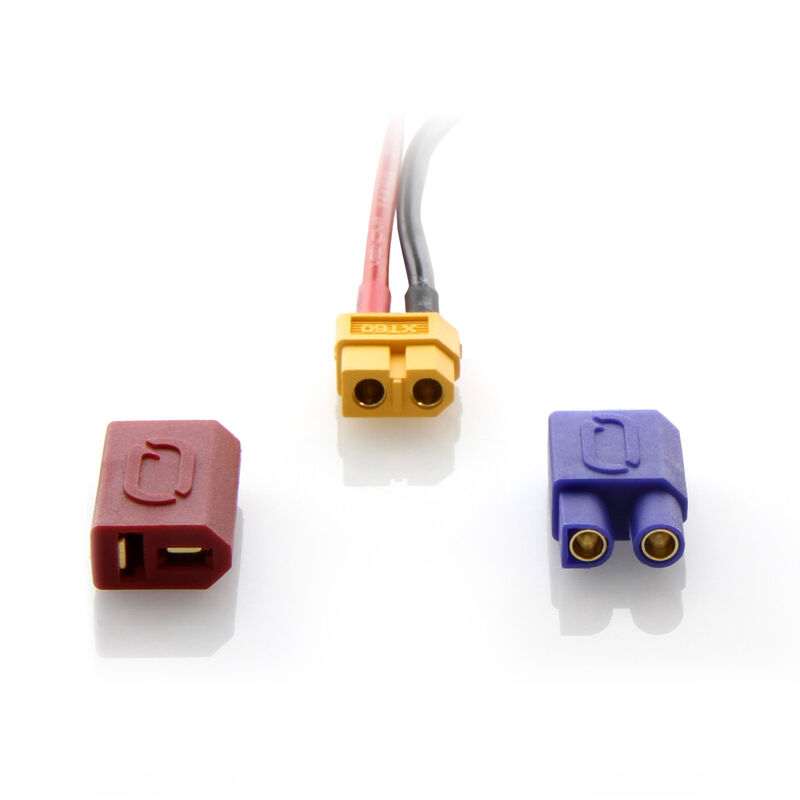 14.8V 3200mAh 4S 30C FLY LiPo Battery: UNI 2.0 Plug