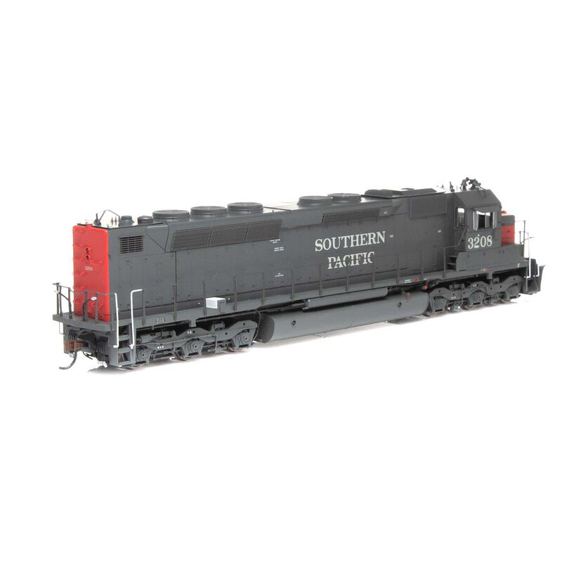 HO SDP45 with DCC & Sound SP #3208
