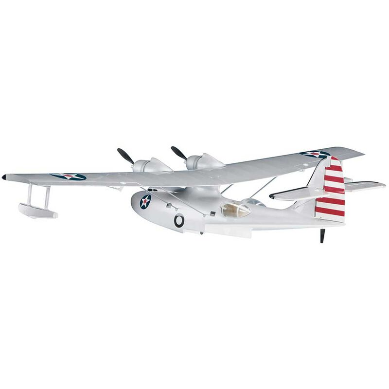 "PBY Catalina Seaplane EP ARF, 53.5"""