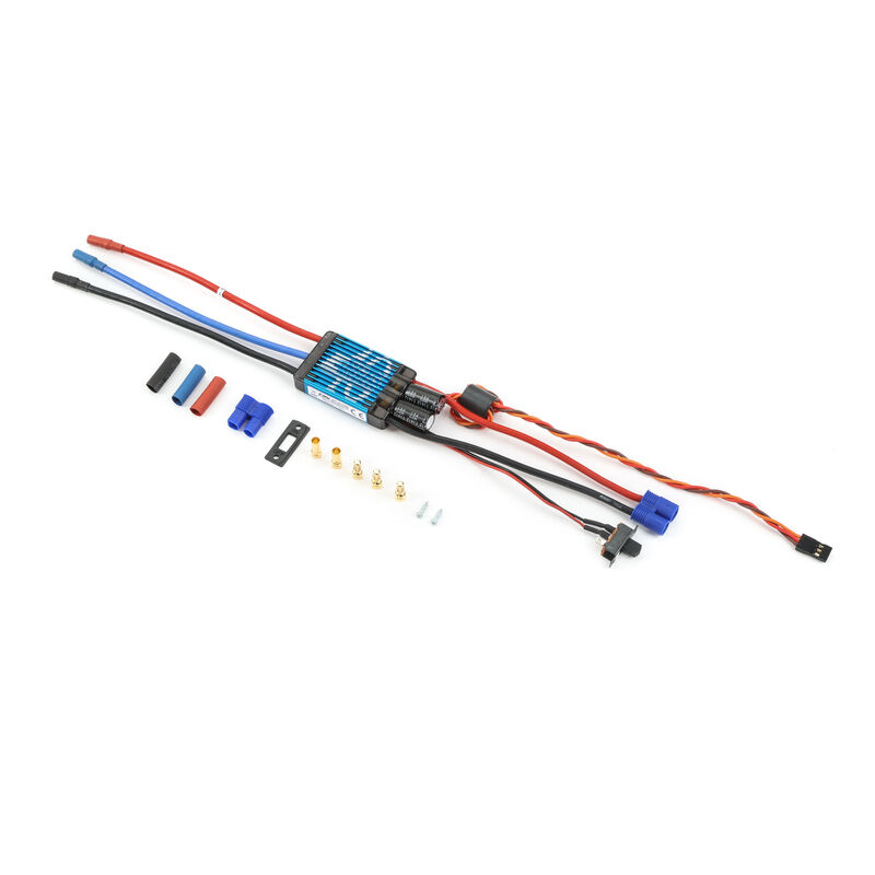 40-Amp Pro Switch-Mode BEC Brushless ESC V2: EC3