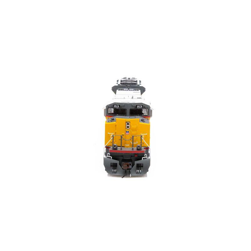 HO SD90MAC-H Phase II UP #8531