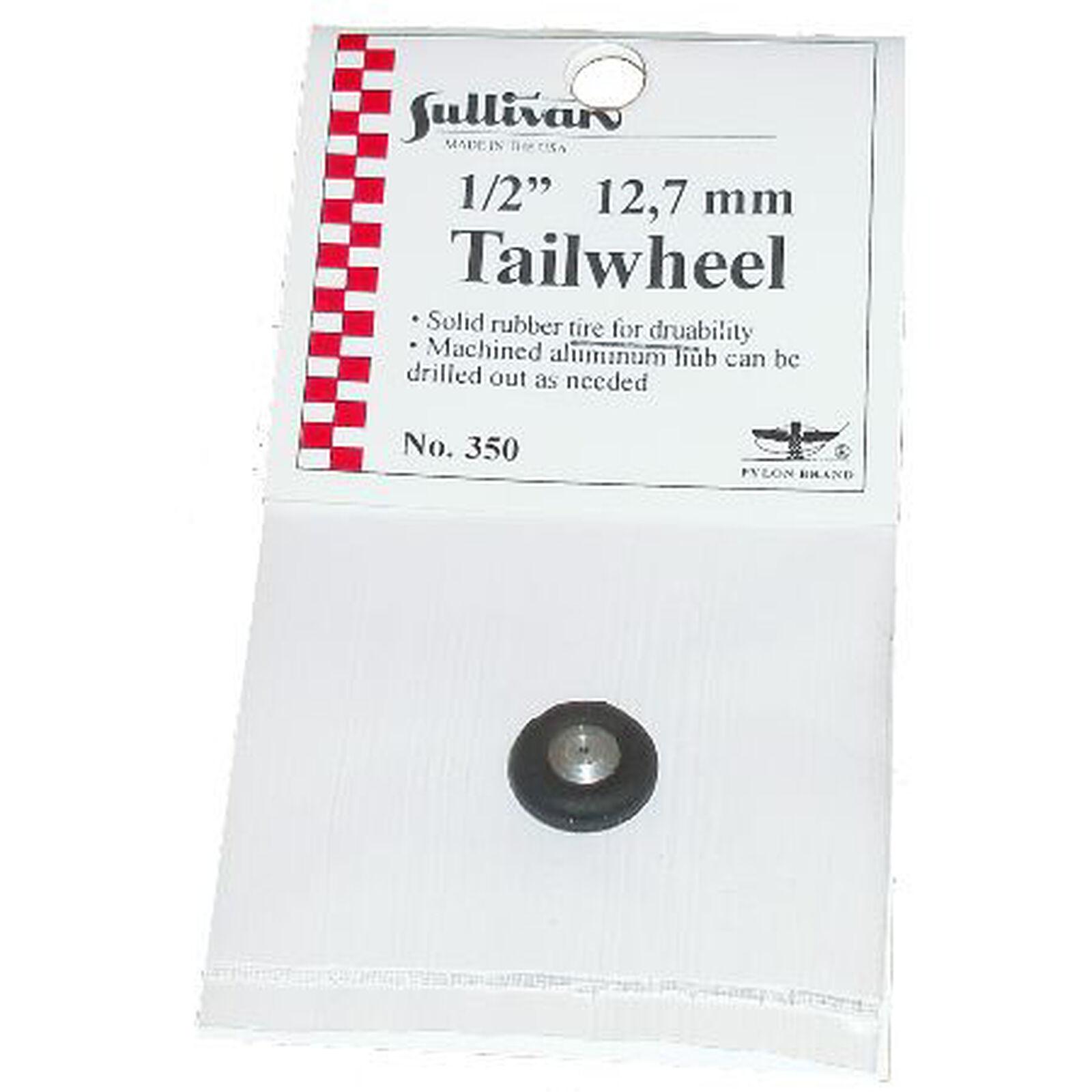 """Tailwheel, 1/2"""""""