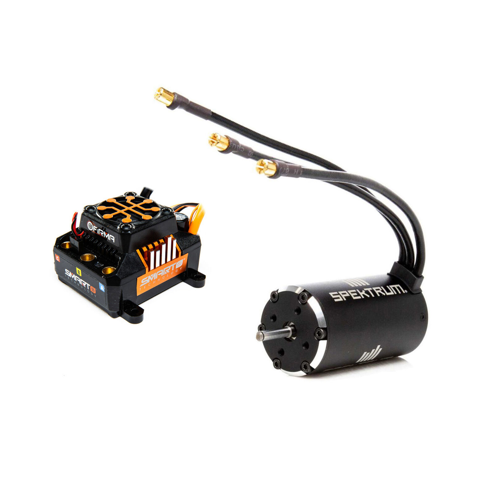 Firma 160A Brushless Smart ESC / 1250Kv Sensorless Motor Combo