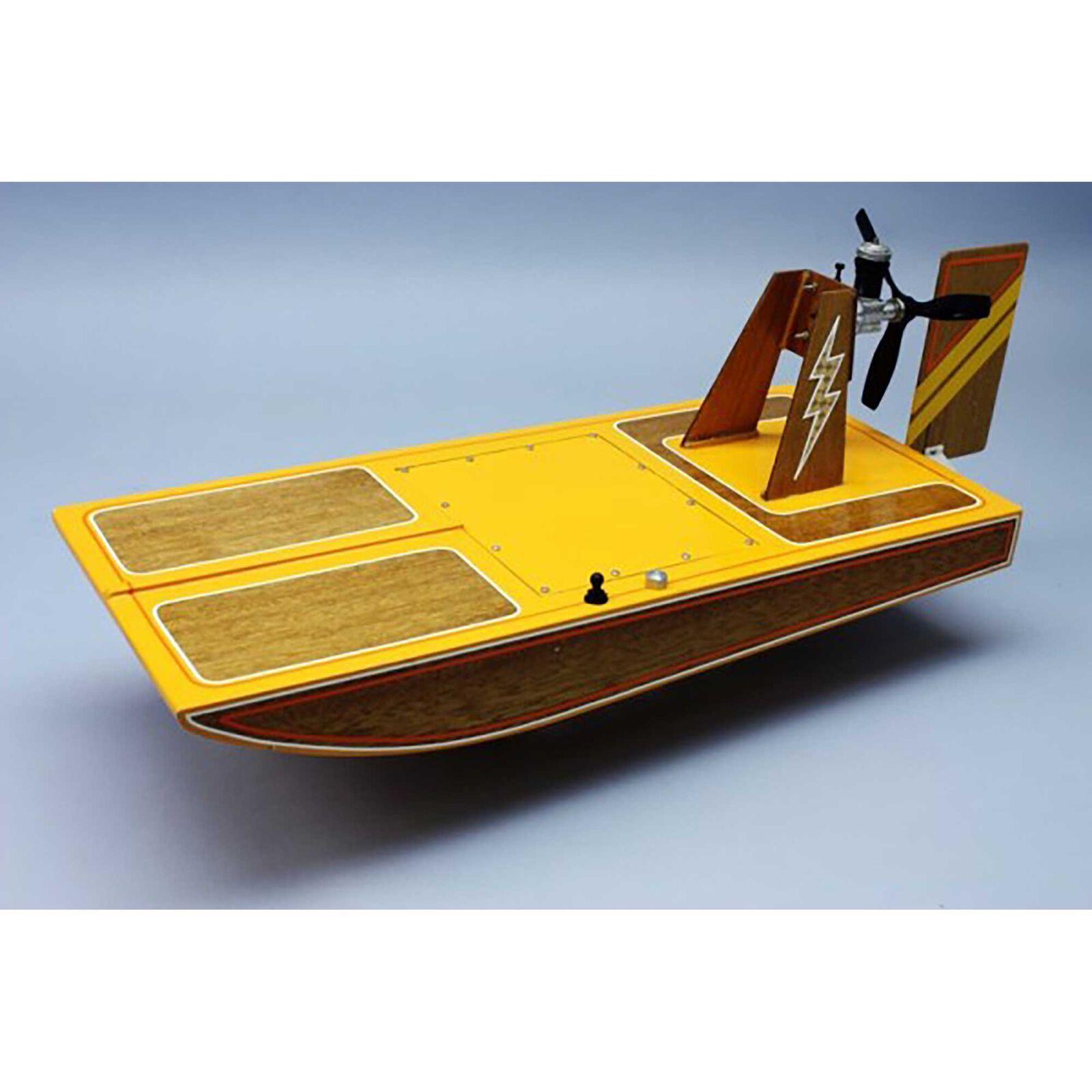 """Little Swamp Buggy Boat Kit, 18"""""""