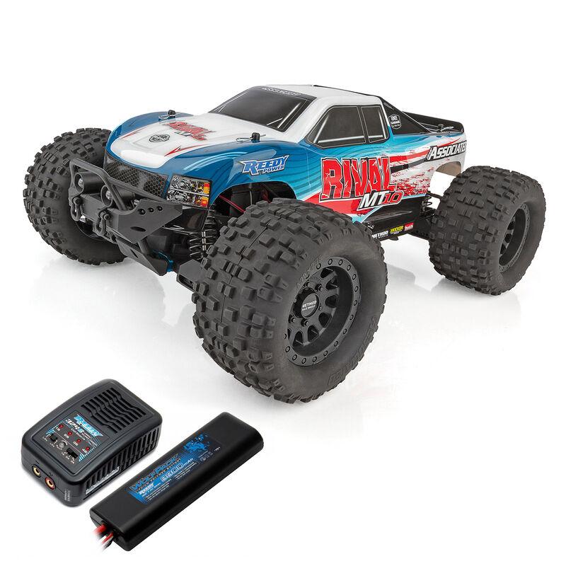 1/10 Rival MT10 4WD Monster Truck Brushless RTR Combo